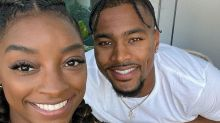 """Jonathan Owens Calls Girlfriend Simone Biles His """"Champ"""" in the Sweetest Message of Support"""