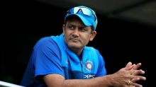 Anil Kumble steps down as India head coach