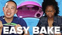 Adults Try Easy Bake Oven Recipes