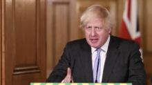 Boris Johnson says he will take responsibility for second wave of coronavirus cases after easing lockdown