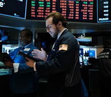 Stock market news live updates: Stocks jump, Dow gains 500+ points