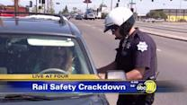 Fresno police and Union Pacific Railroad team up for safety