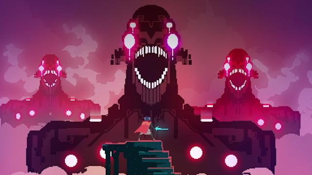 Indie game award finalists include 'Hyper Light Drifter' and 'Inside'
