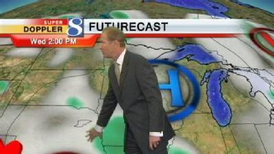 Video Forecast: Mild Middle Of The Week