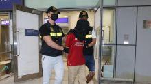 機場海關截馬來西亞運港毒郵包 拘收貨男檢90萬海洛英