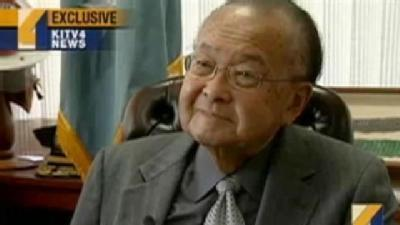 One-On-One With Sen. Inouye