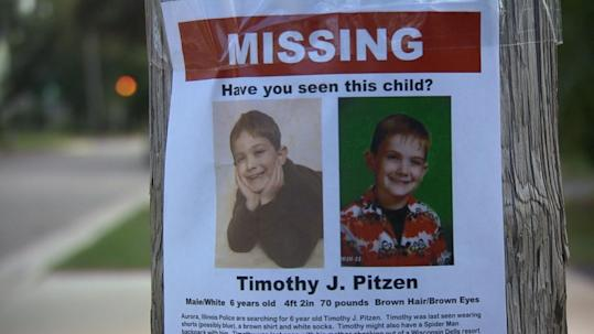 Teen claims to be Timmothy Pitzen, the Illinois 6-year-old who went