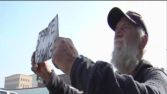 City Council hopes to ban panhandling