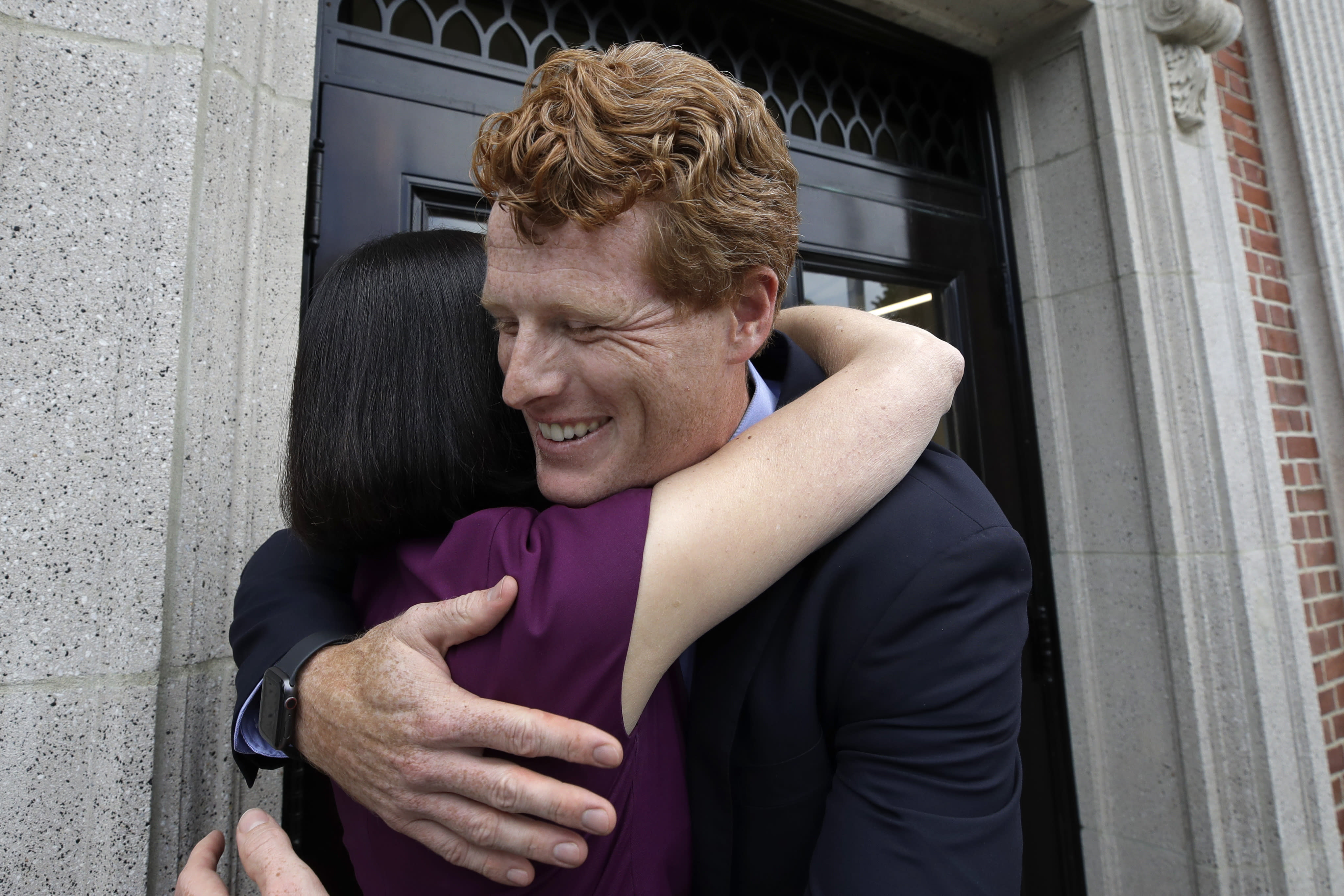Joe Kennedy III Launches Primary Campaign for US Senate Seat in MA
