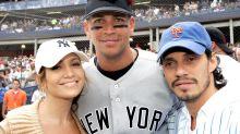 Jennifer Lopez podría celebrar el Día de los Padres con Alex Rodriguez y Marc Anthony