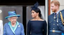 Harry and Meghan quit royal family after the Queen's 'snub'