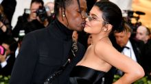 Kylie Jenner Jets to France With Travis Scott and Jordyn Woods -- See the Pics!