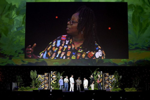D23 The Lion King Panel Whoopi Goldberg