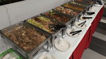 'Don't say bo jio': Singapore students savour buffet leftovers on campus