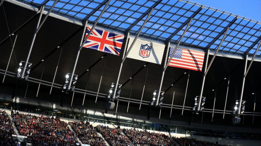 Tottenham Hotspur Stadium to host two NFL games this year as International Series returns