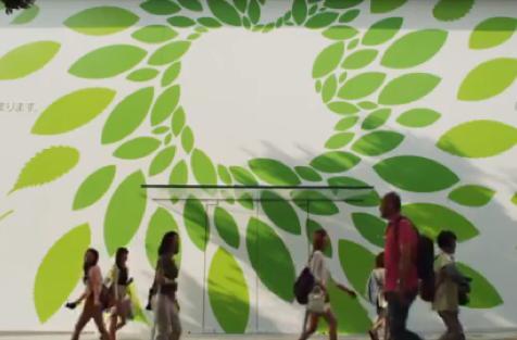 Apple SVP of Retail attends Omotesando Apple Store opening