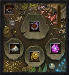 Mythic tweaks Talisman Making, Scavenging, and Salvaging tradeskills