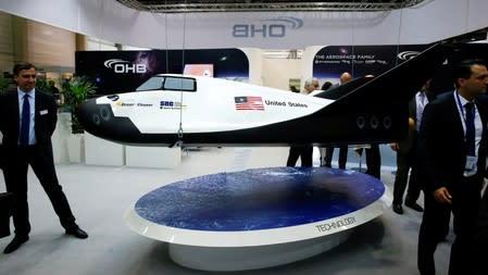 Sierra Nevada chooses ULA's Vulcan to launch space station supply runs