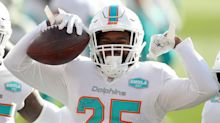 Dolphins CB Xavien Howard requests trade: 'I'm not happy'
