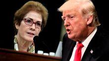 Trump tweet attacks former ambassador during her impeachment testimony