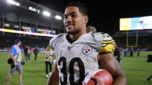 James Conner feels good as new heading into Year 5 in the NFL