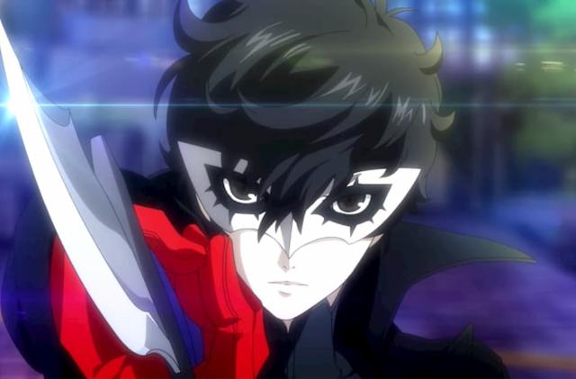 'Persona 5' is coming to Switch, but not in the way you'd expect