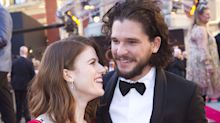 Rose Leslie on Kit Harington wedding details