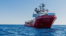 «Ocean Viking» fährt mit 180 Migranten in Hafen in Sizilien