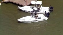 3-year-old girl found alone in boat, man's body discovered nearby, Texas cops say