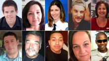 Pictured: The victims of the Las Vegas shooting