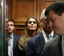Hope Hicks: Democrats condemn evidence of former Trump aide as 'farce'