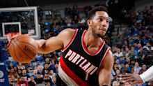 Blazers' Evan Turner out 5 to 6 weeks with broken right hand