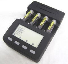 Powerex MH-C9000 battery charger / analyzer