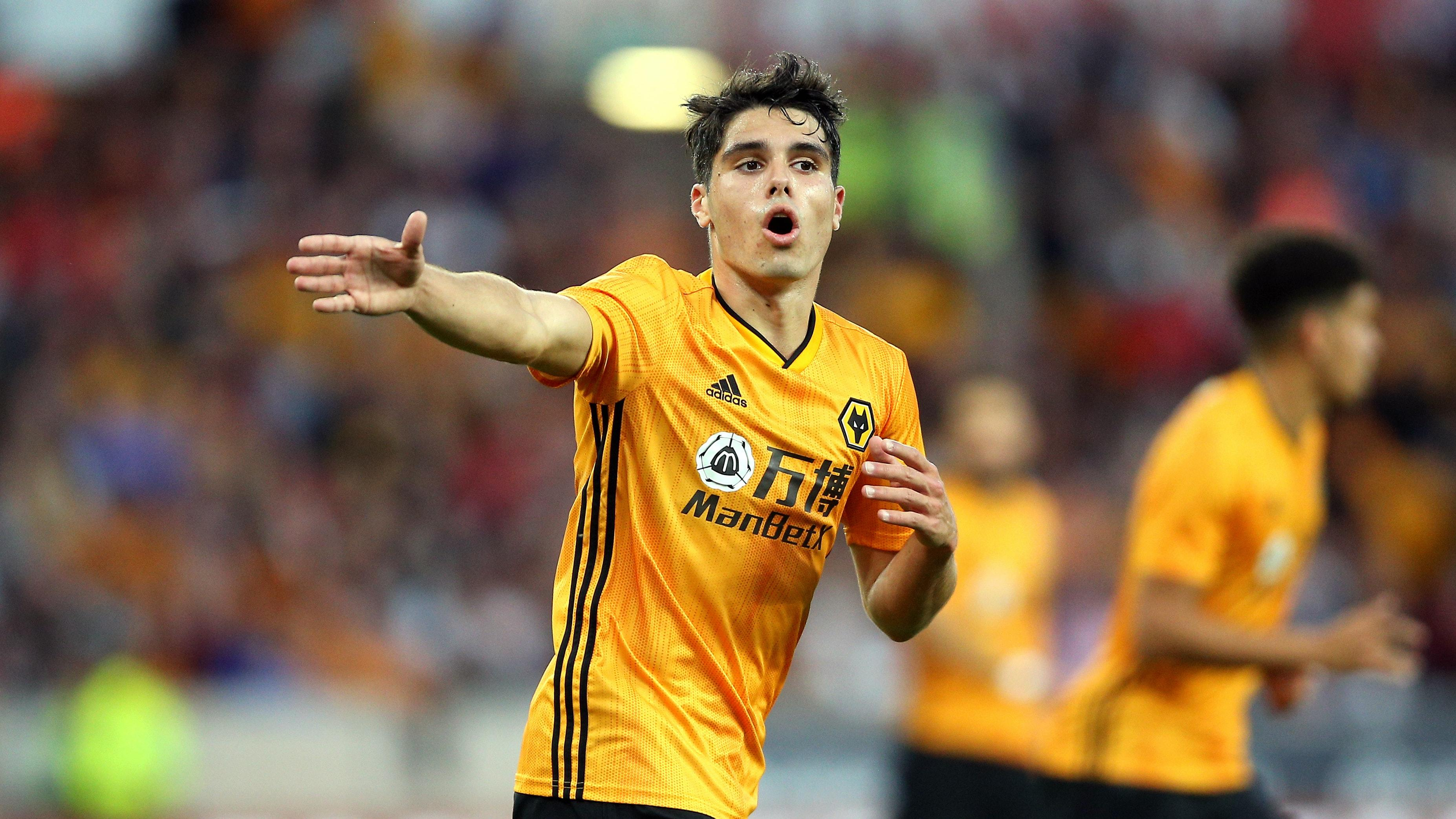 Pedro Neto among Wolves' injury concerns ahead of trip to Burnley