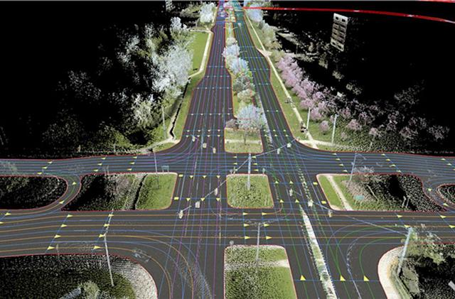 Intel invests in Nokia's old mapping division