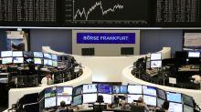 European shares snap three-day winning streak; Beiersdorf warnings hurts consumer staples