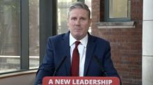 Keir Starmer Says Jeremy Corbyn 'Deserved' To Lose The Last Election