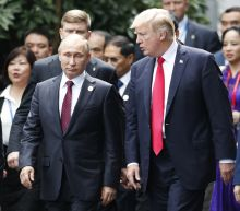 President Trump Wants to Discuss 'Out of Control' Arms Race With Vladimir Putin