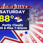 Philadelphia Weather: More Comfortable 4th Of July