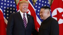 Trump meets North Korea's Kim in Vietnam for second nuclear summit