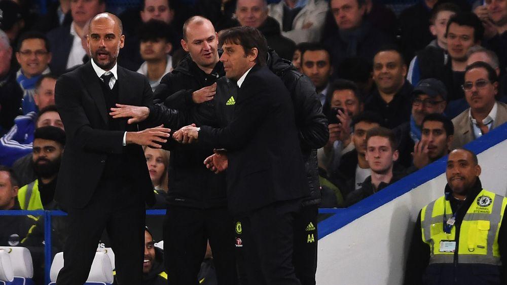 Medien: Pep zofft sich mit Chelsea-Trainern