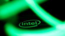 Intel Stock Falls 5%