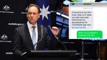 'Not cool': Australians baulk at government's 'coercive' coronavirus text