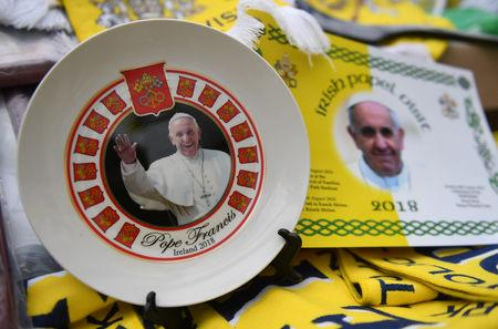 Pope travels to transformed Ireland as abuse crises rage
