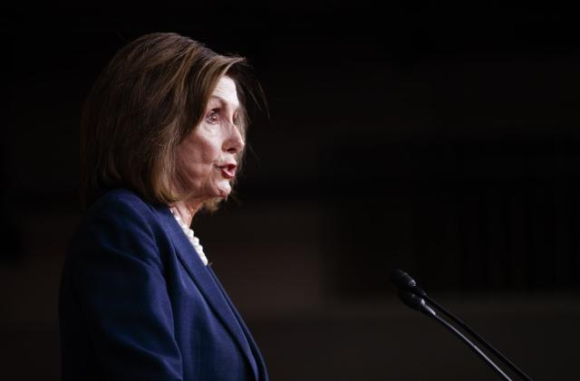 Nancy Pelosi claims Facebook doesn't care about the truth