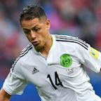 Injury concerns for Chicharito ahead of Mexico's Confederations Cup semifinal