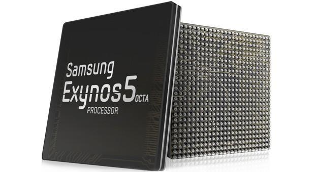 Samsung puts Exynos 5 Octa into production: guess who's the first customer