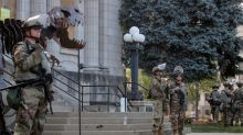 After summer of protests, U.S. National Guard puts troops on standby for coming months - officials
