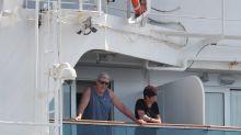 Coronavirus: 13 Coral Princess guests stuck aboard; Australian police raid Ruby Princess