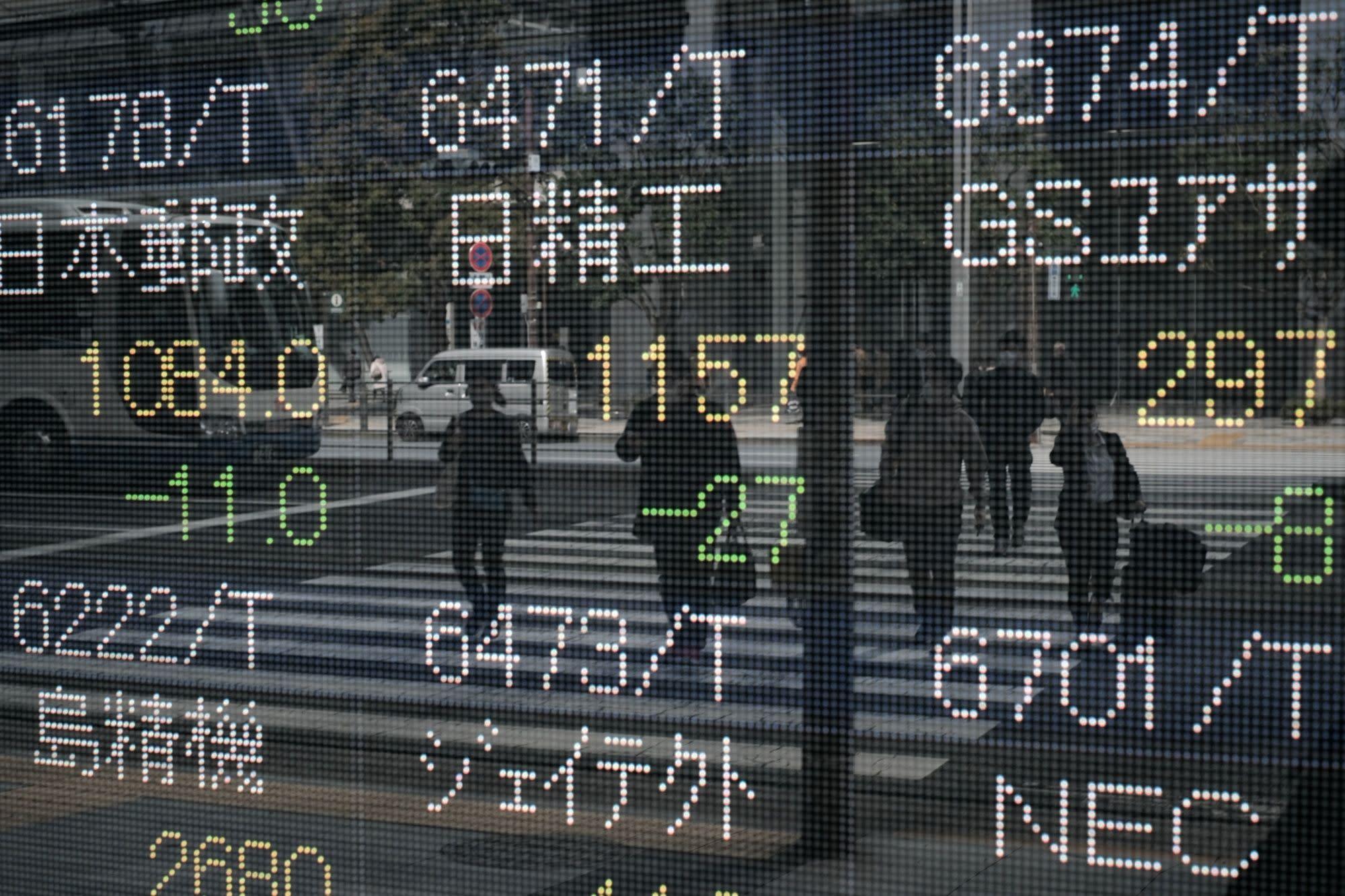 Stocks, Futures Drop Amid Spike in Treasury Yields: Markets Wrap